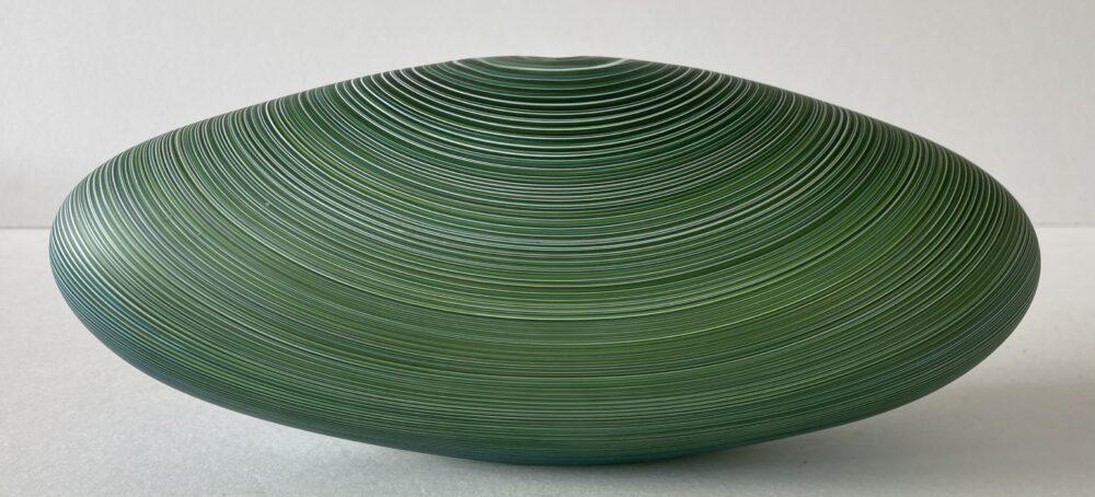 11 x 25 cm Glasskulptur